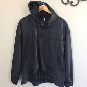 Womens Black Fabletics Pullover Sweater Large